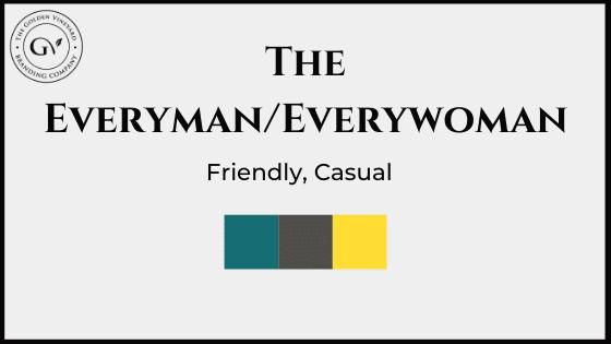 The everyman/everywoman brand archetype