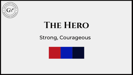The hero brand archetype