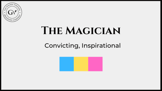 The magician brand archetype