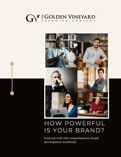 Brand development workbook resources