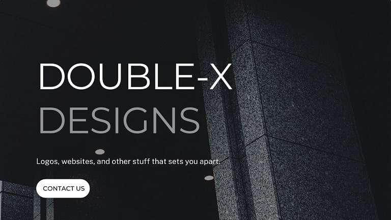 Website design example 2 min